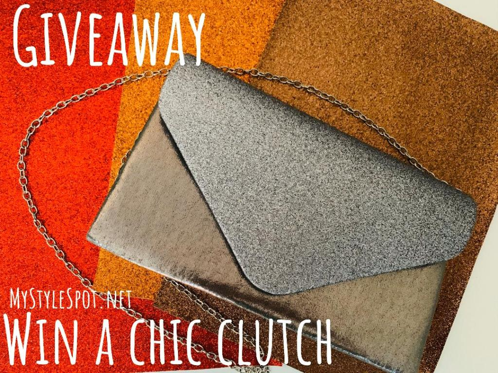 GIVEAWAY: Win a Chic Clutch + Tons of Other Fab Prizes