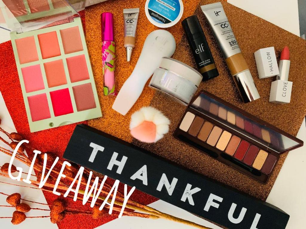 GIVEAWAY: Win a Ton of Makeup