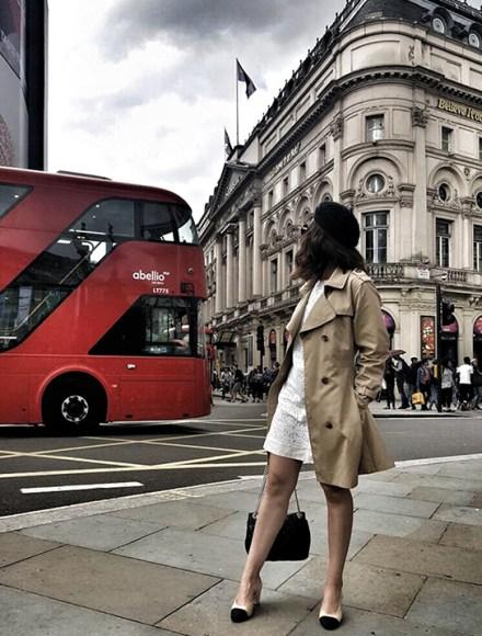 London, Picadilli, MyStylosophy, KarlaVargas,60s,60Style,Chanel,ChanelShoes,Fall2017, Fall Style 2017