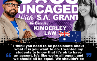 Host Of Accented Podcast: Kimberley Law AKA The Accent Boss - S2E13 (#41)