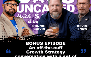 Founder & Partner Of Success Champion Networking: Donnie Boivin & Kevin Snow AKA Badass Uncaged Bosses - S2E17 (#45)