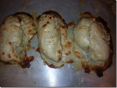 Sugar Free Garlic Alfredo Baked Chicken Breast Recipe