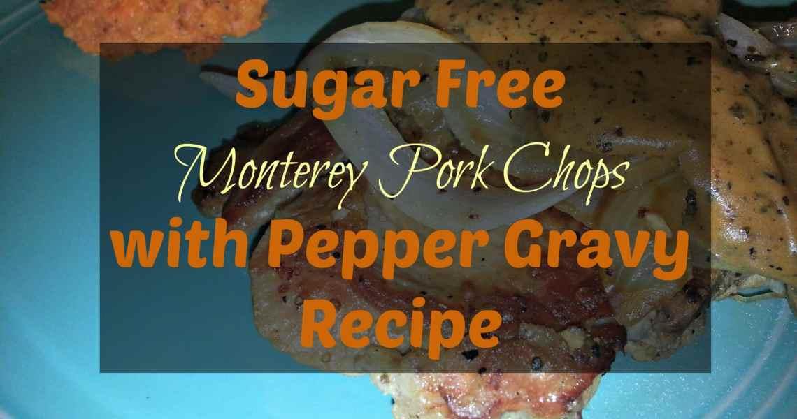 Monterey Pork Chops Recipe