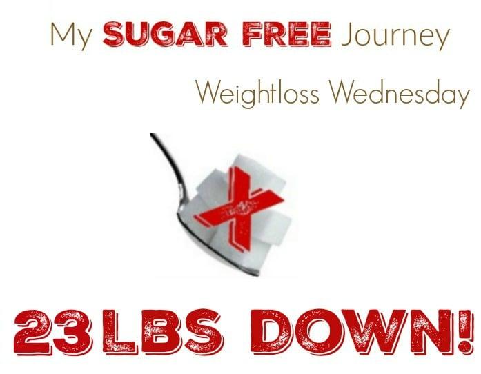 Weightloss Wednesday 23 lbs