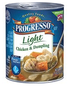 Progresso Light Chicken and Dumplings