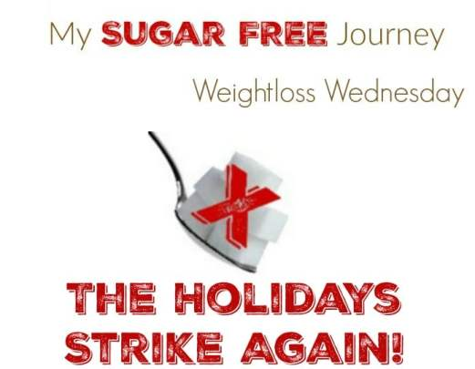 7/6 Weightloss Wednesday: The Holidays Strike Again!