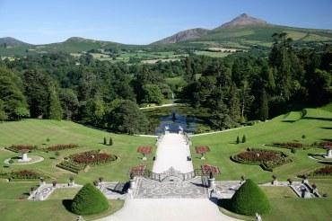 Powerscourt Gardens pic courtesy of powerscourt.com