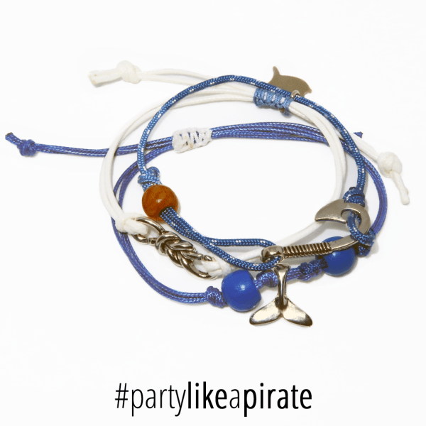 party like a pirate - set