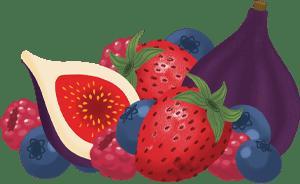 My Super Hero Foods Berries