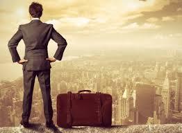 Entrepreneur, entrepreneurship, guy in a suite