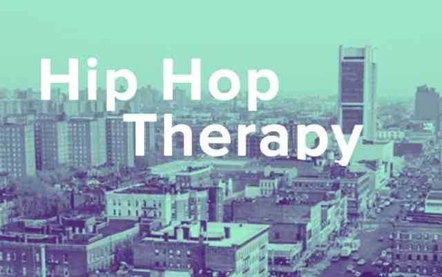 therapy, music, healing power of hip hop, hip hop