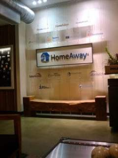 Homeaway reception