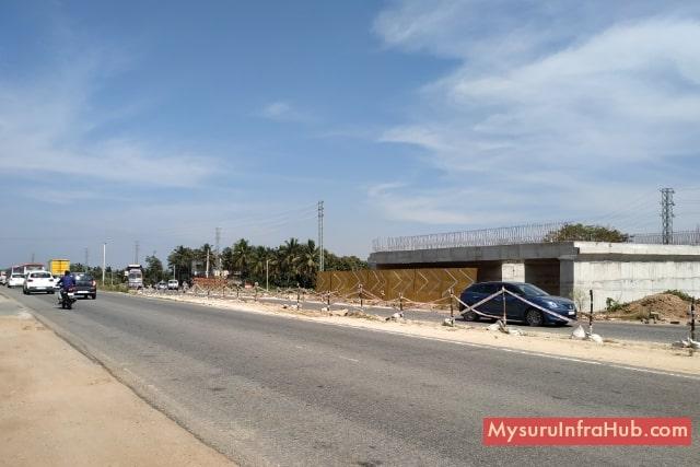 Mysuru Bengaluru Expressway - NH275 U/C