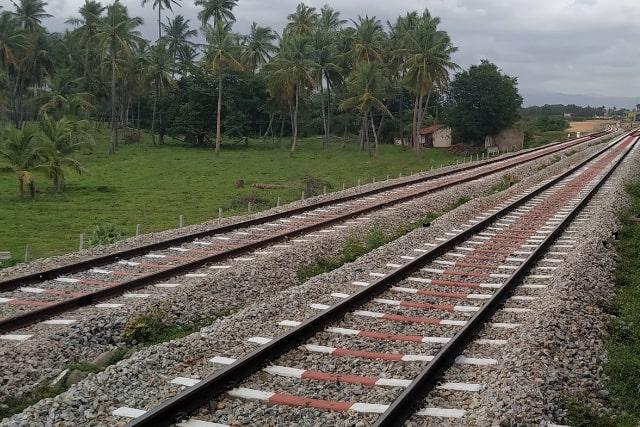 Proposed Bidar - Srirangapatna Railway Line Representative Pic | Railway Line