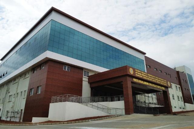 Princess Krishnajammanni Super Speciality hospital | Mysuru
