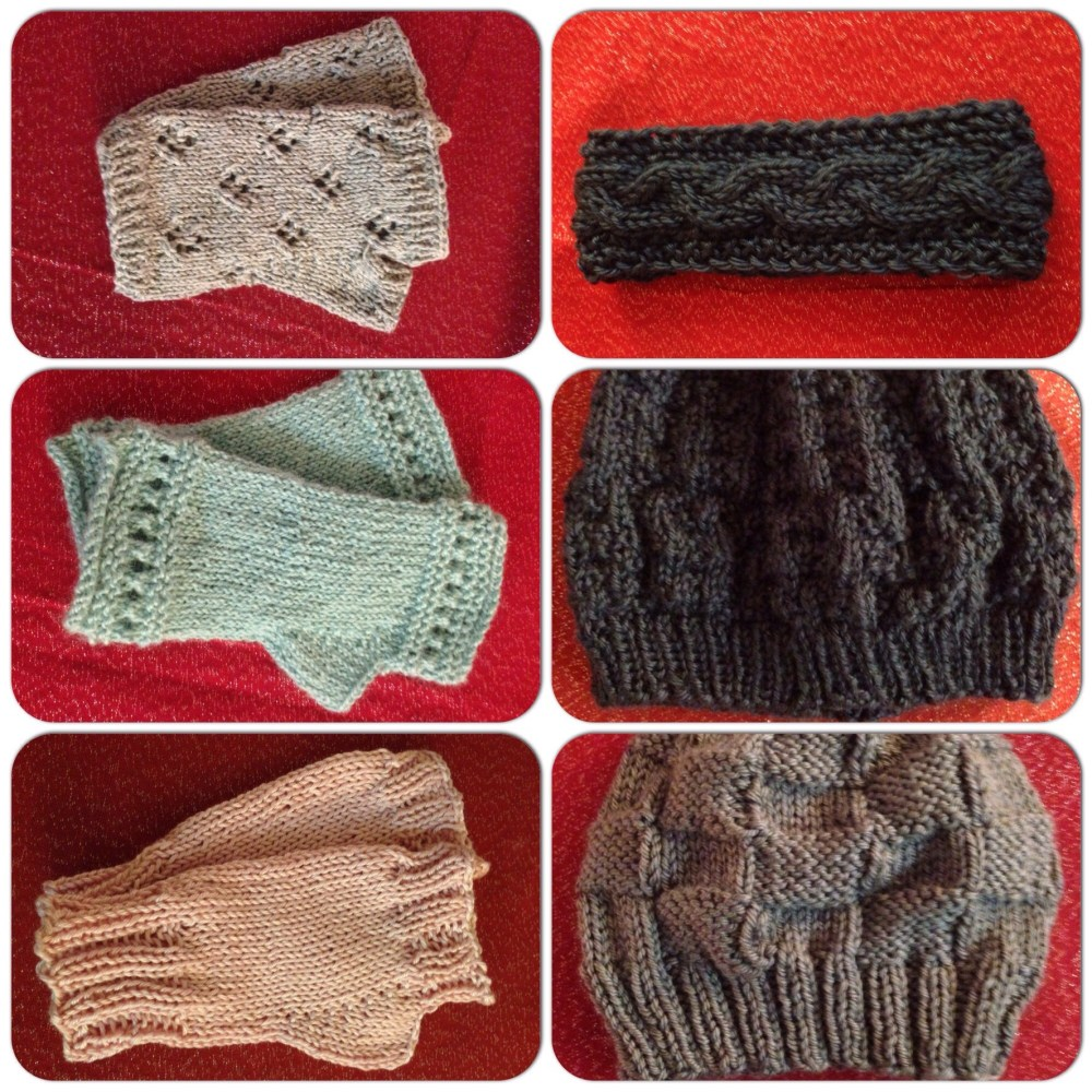 Hand-Knitted Christmas Gifts (1/6)