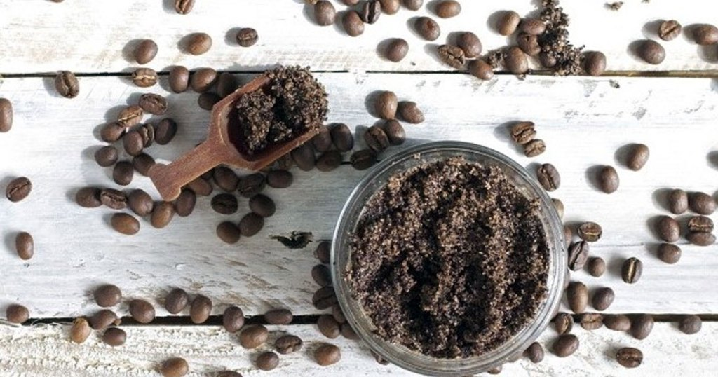 Cacao Coffee Body Buzz Scrub