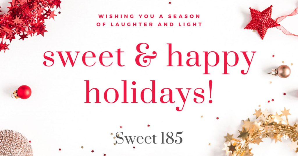 Sweet and Happy Holidays
