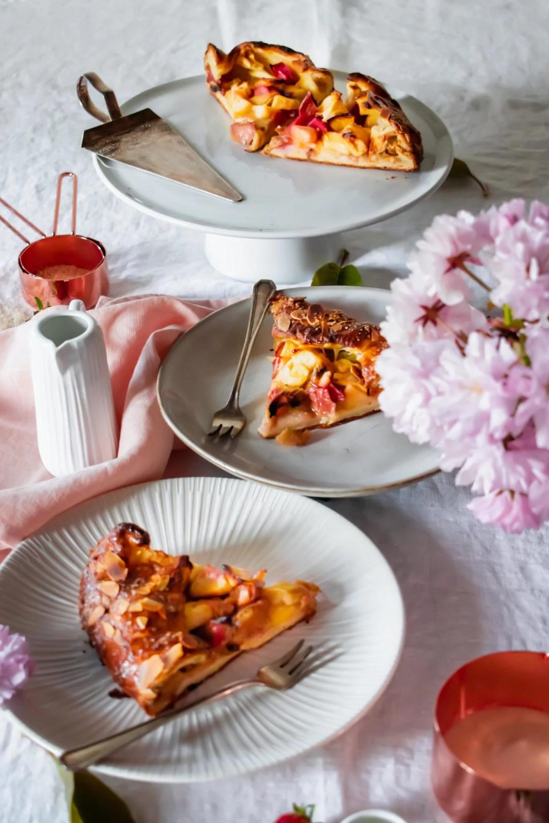 tarte-rhubarbe-pommes