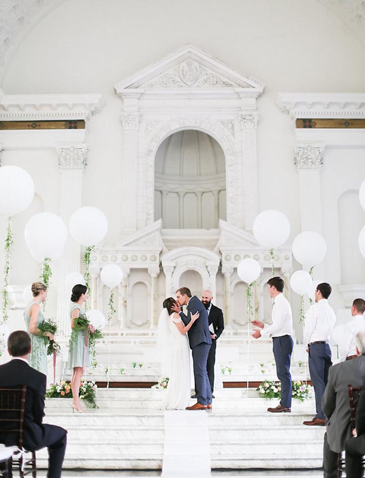 Indoor Wedding Ceremony: 20 Stunning Ideas • My Sweet Engagement ❤️