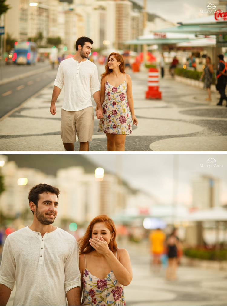 A Lovely Engagement Photoshoot in Rio | http://mysweetengagement.com/a-lovely-engagement-photoshoot-in-rio Photos: Melqui Zago