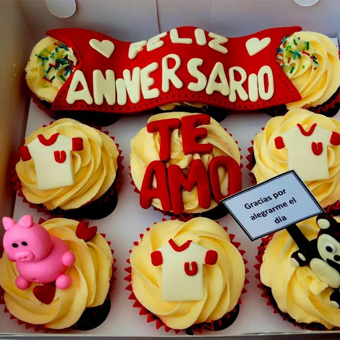 Cupcakes Para Fechas Especiales My Sweet Factory