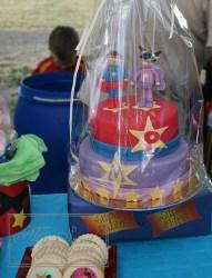 Cumpleaños Superheroes_11