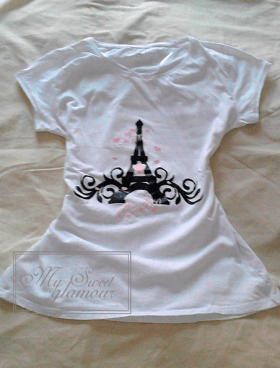 camiseta Paris 1