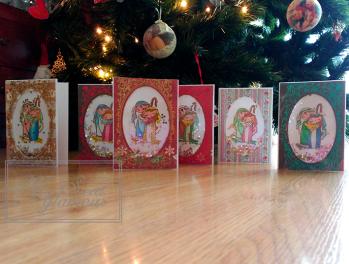 felicitación Navidad 6