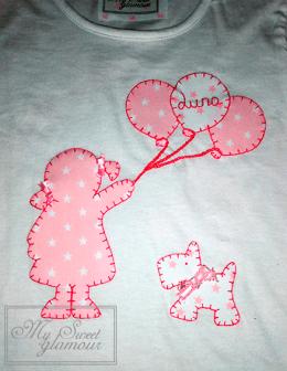 Camiseta niña 2