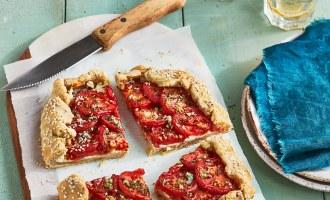 Tomato Foldover Diples recipe