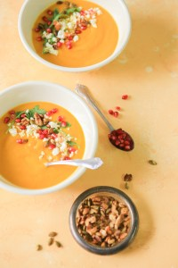 Butternut and apple squash