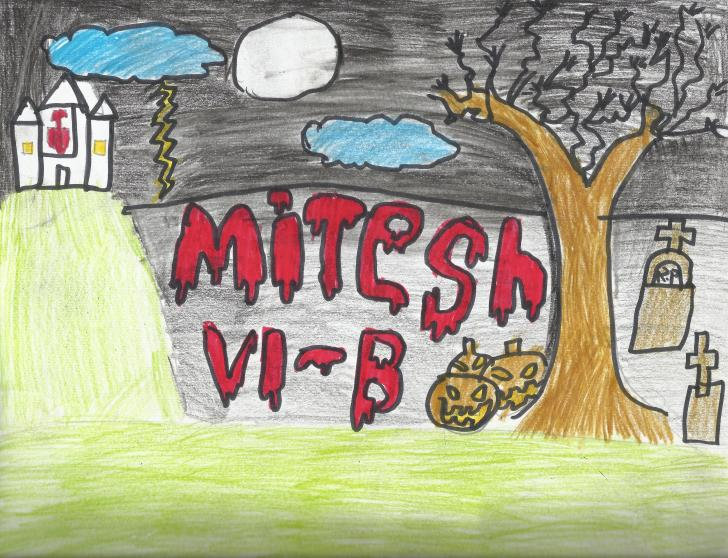 Mithu's Name in Hallowian Style