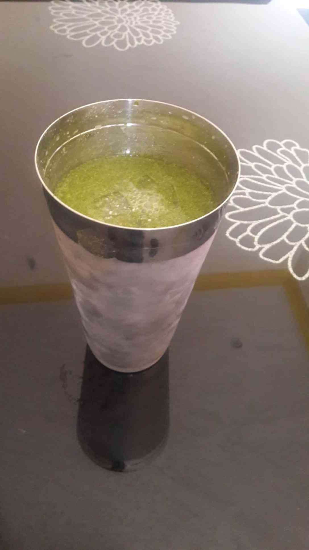 Moringa Powder In Smoothie