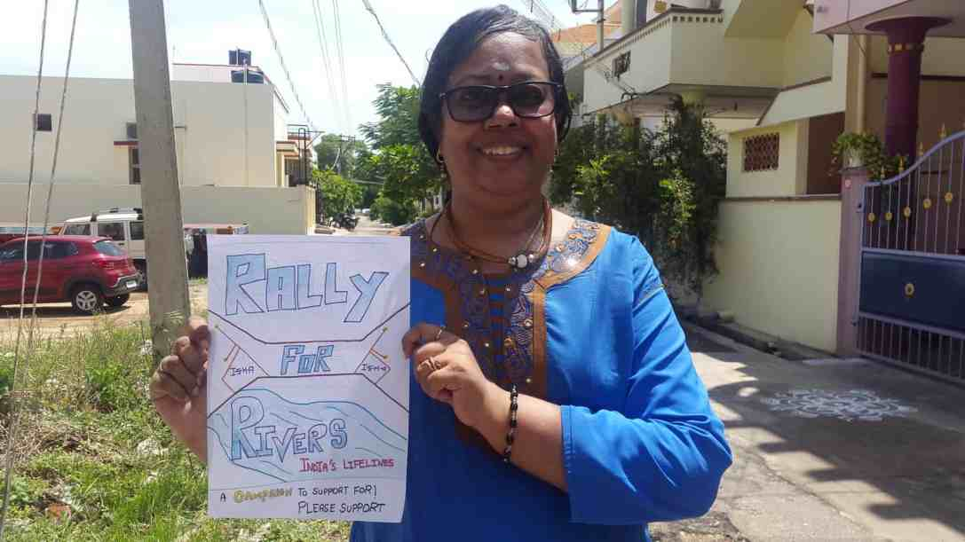 My Support for #RallyForRivers
