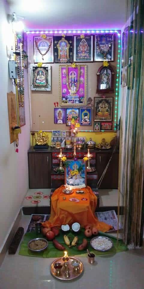 Saraswathy Pooja