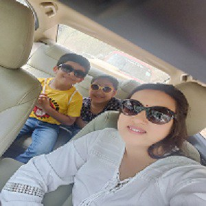Mom Blogger Geethica Mehra