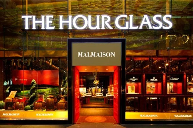 The Hour Glass Store
