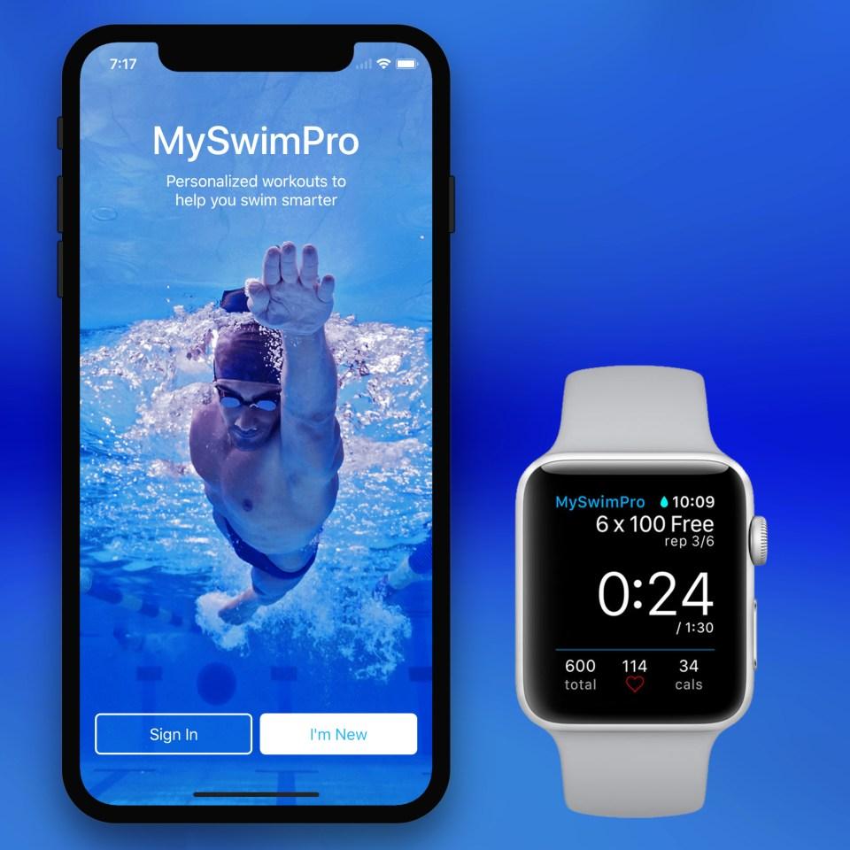 How To Use The MySwimPro Apple Watch App - MySwimPro