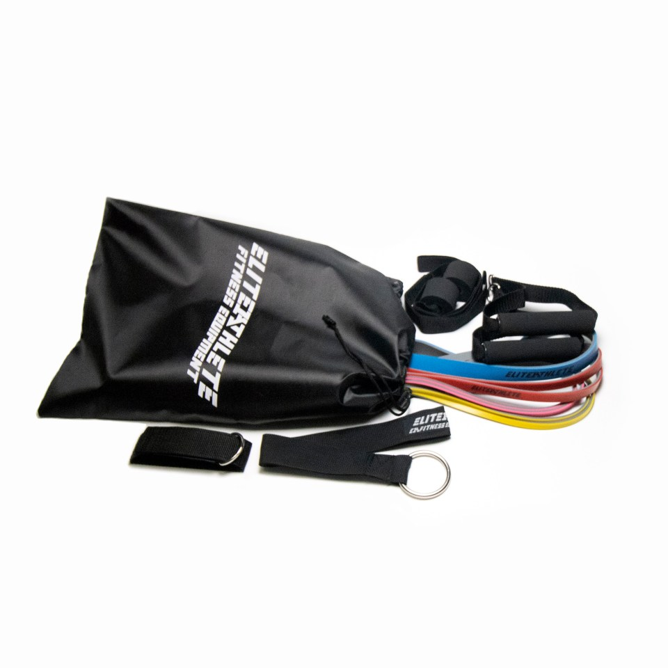 Elite Athlete Power Band Kit