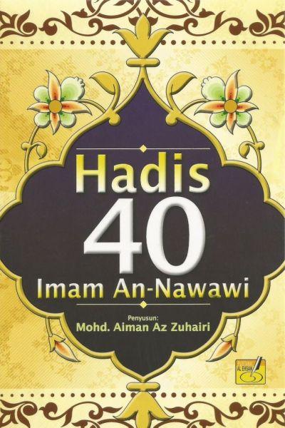 HADIS 40 IMAM AN-NAWAWI