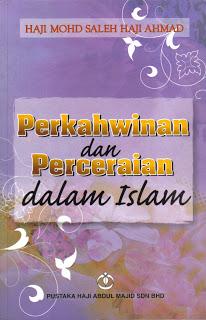 PERKAHWINAN & PERCERAIAN DALAM ISLAM