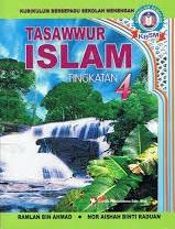 Buku Teks Tasawwur Islam Tingkatan 4 Syabab Online Bookstore