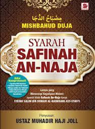 SYARAH SAFINAH AN-NAJA