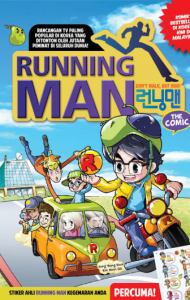 Running Man (Don't Walk but Run) Edisi Bahasa Melayu