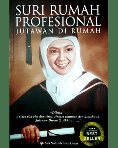 SURI RUMAH PROFESSIONAL JUTAWAN DI RUMAH