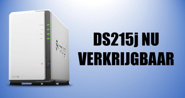 DS215j nu verkrijgbaar