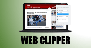Web Clipper