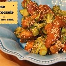 Low Carb Pork and Broccoli
