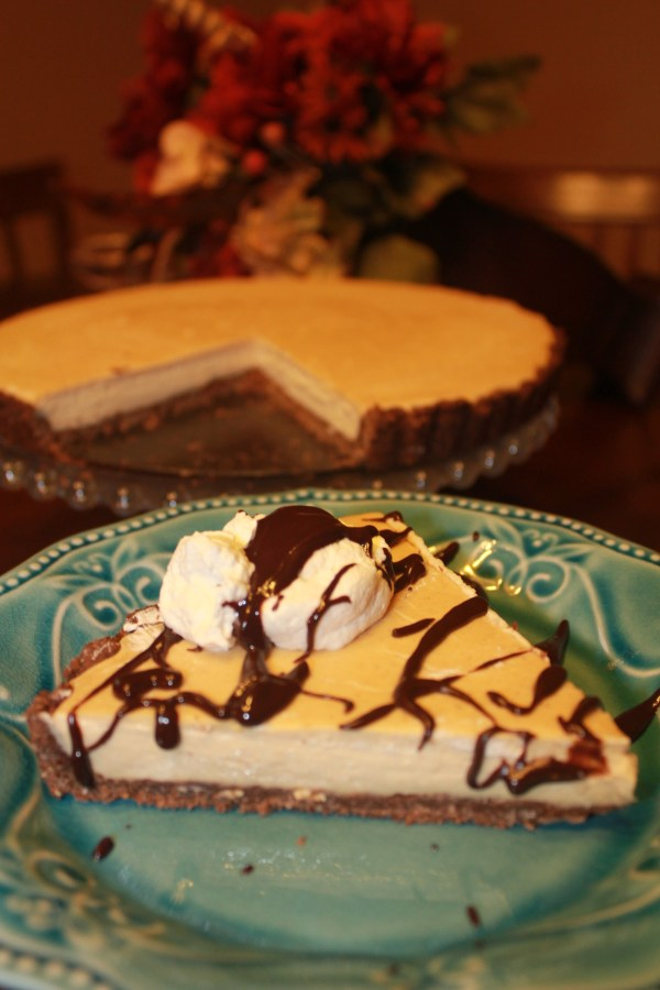 Low Carb Peanut Butte Cheesecake